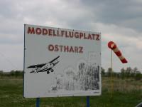 Fluggelände des MFK Ostharz